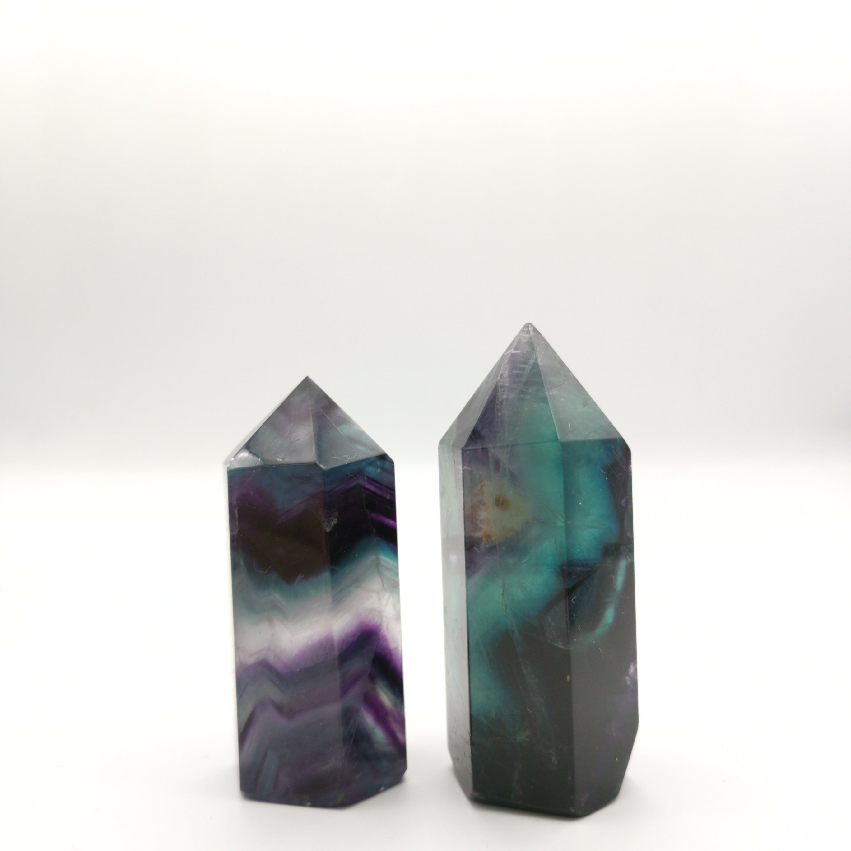 [Pointers] Rainbow Fluorite Collection D