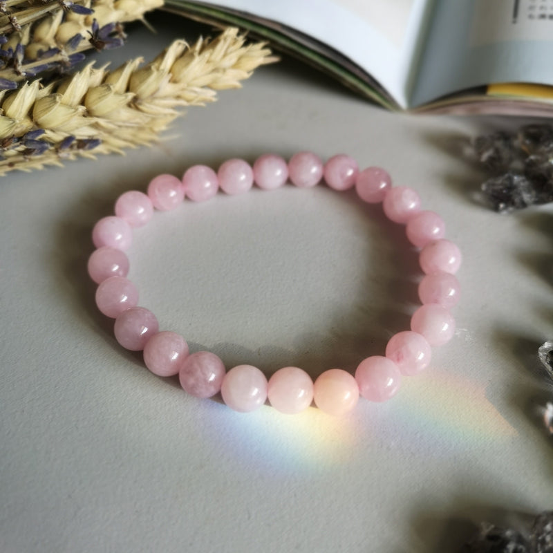 Madagascar Rose Quartz (8mm Beads)
