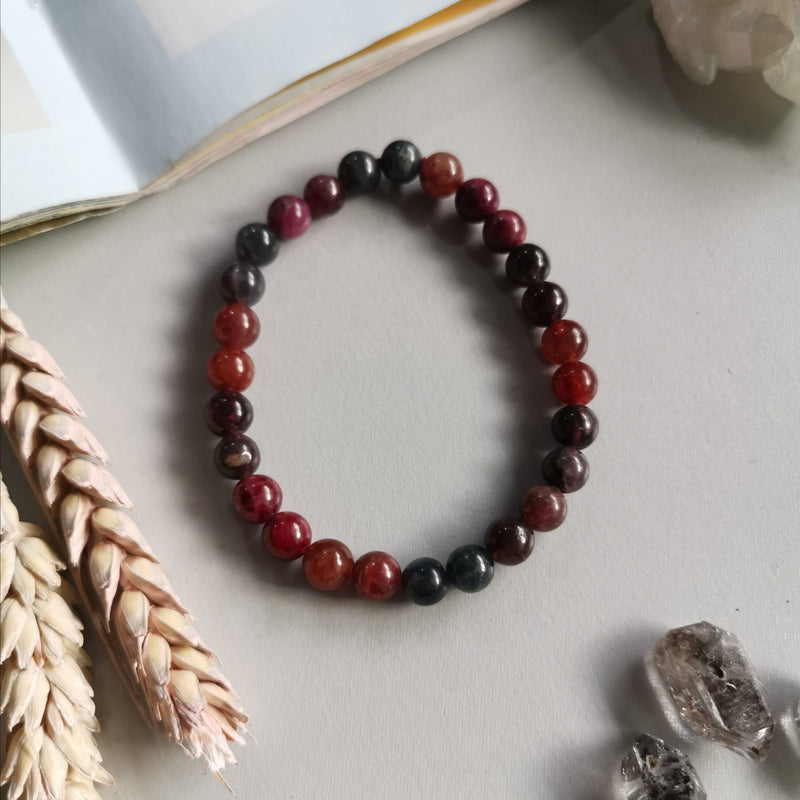 Spinel (6.7mm Beads)