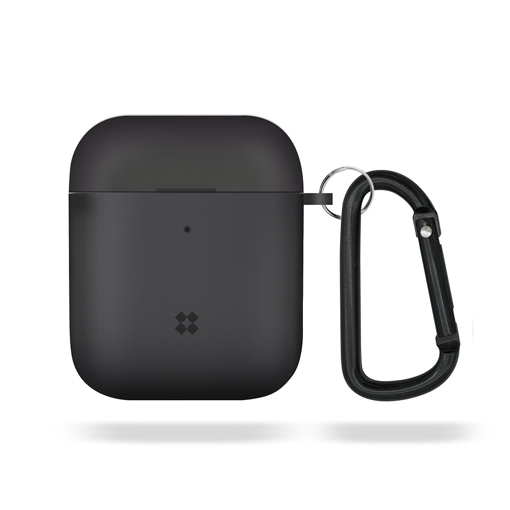 AIRPODS EXPLORER CASE: CHARCOAL BLACK