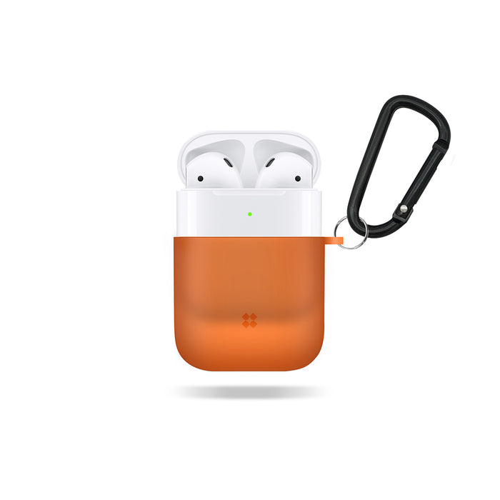 AIRPODS EXPLORER CASE: SHOCKING ORANGE