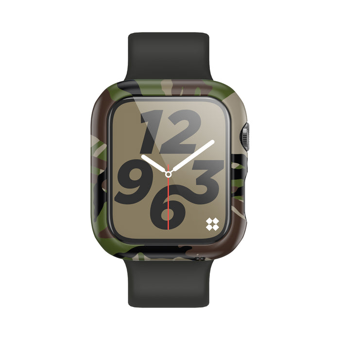 APPLE WATCH (40mm) PRISMART CASE: CAMO WOOD Series 4/5