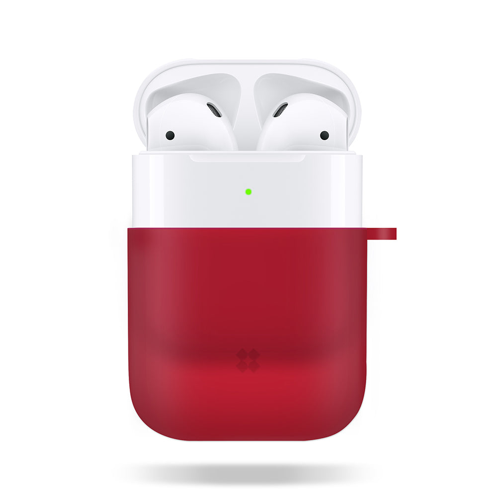 AIRPODS EXPLORER CASE: RED