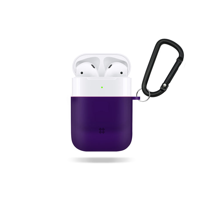 AIRPODS EXPLORER CASE: PURPLE