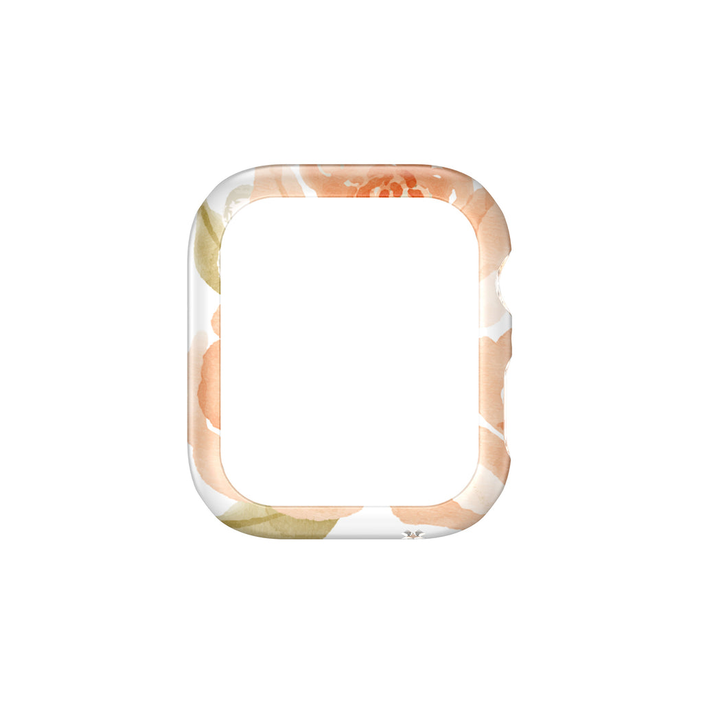 APPLE WATCH (44mm) PRISMART CASE: PASTELLO ORANGE Series 4/5