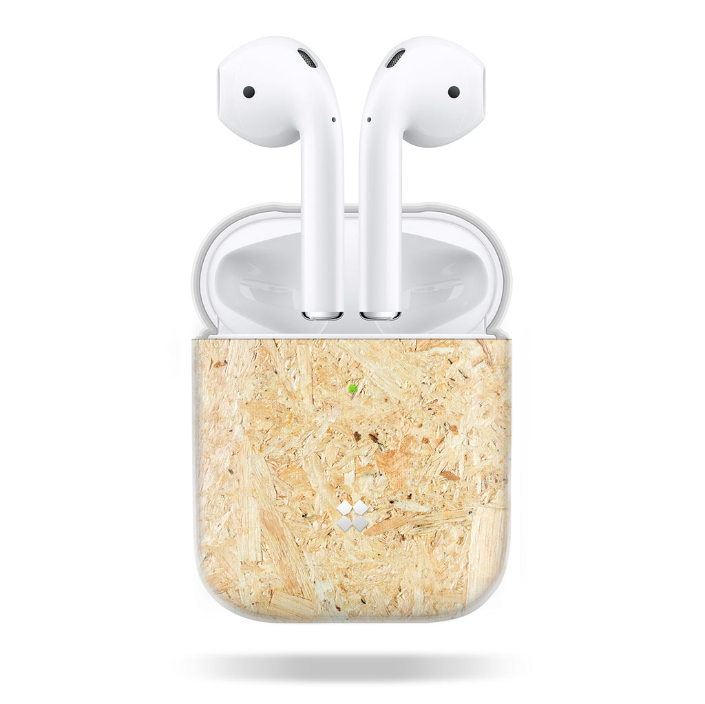 AIRPODS PRISMART CASE: CORKWOOD