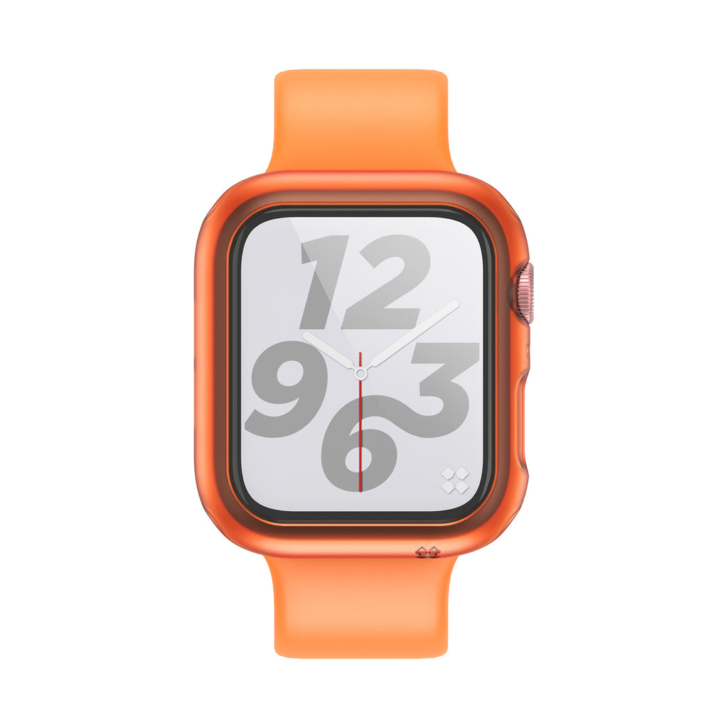 APPLE WATCH (40mm) EXPLORER CASE: SHOCKING ORANGE Series 4/5