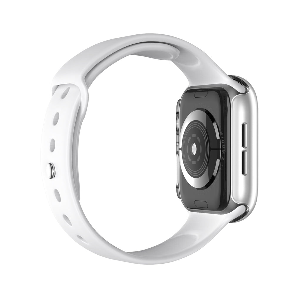 APPLE WATCH (44mm) EXPLORER CASE: PEARL WHITE Series 4/5