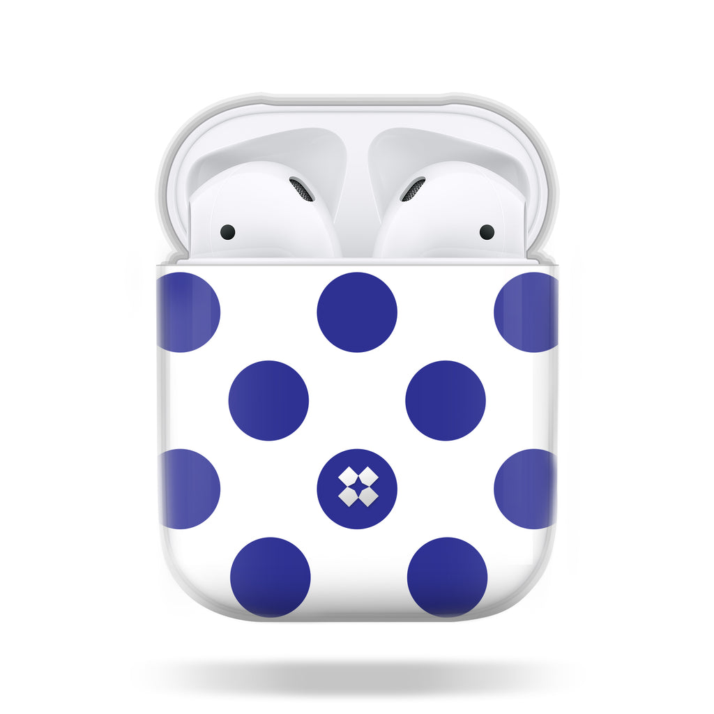 AIRPODS PRISMART CASE: DOT INDIGO