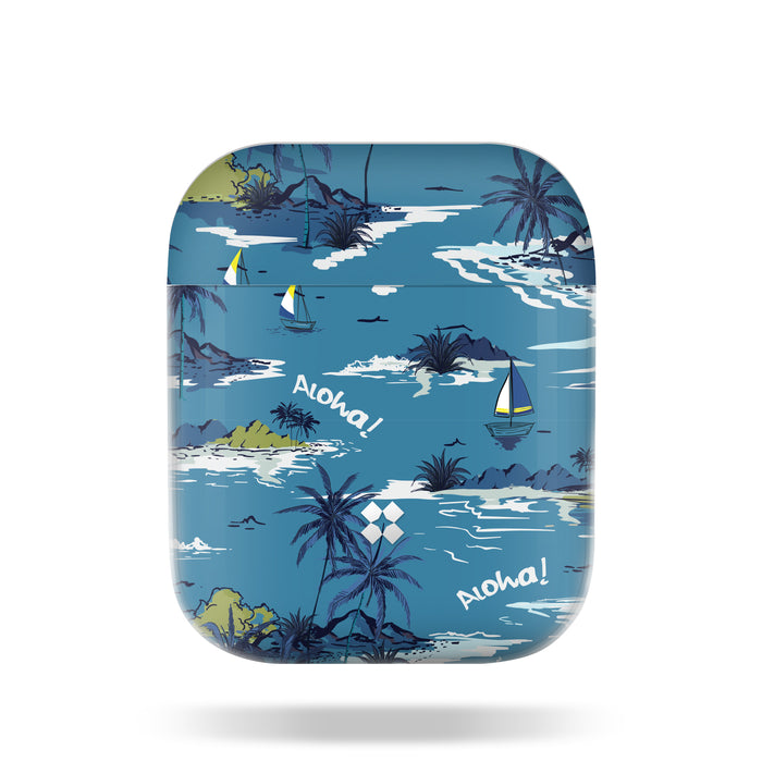 AIRPODS PRISMART CASE: HAWAII BREEZE