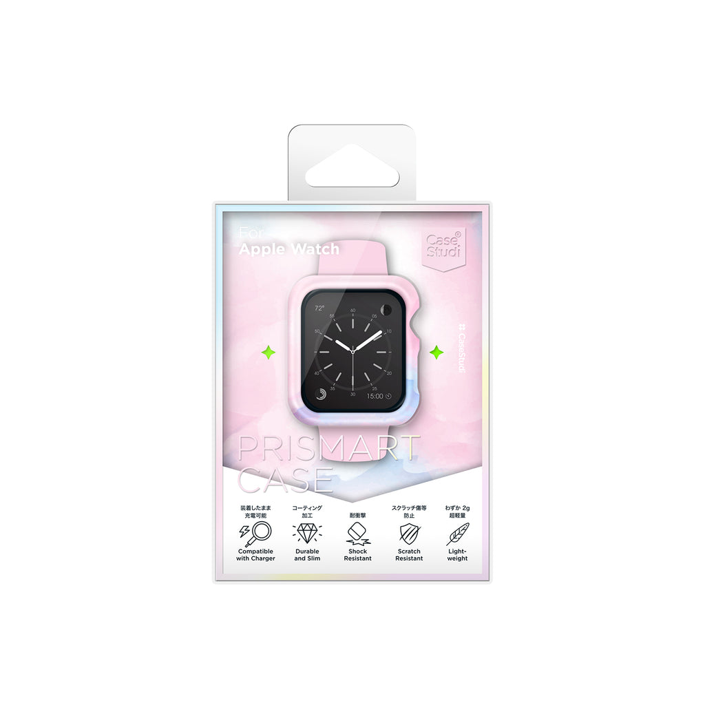 APPLE WATCH (40mm) PRISMART CASE: AMBIENT Series 4/5