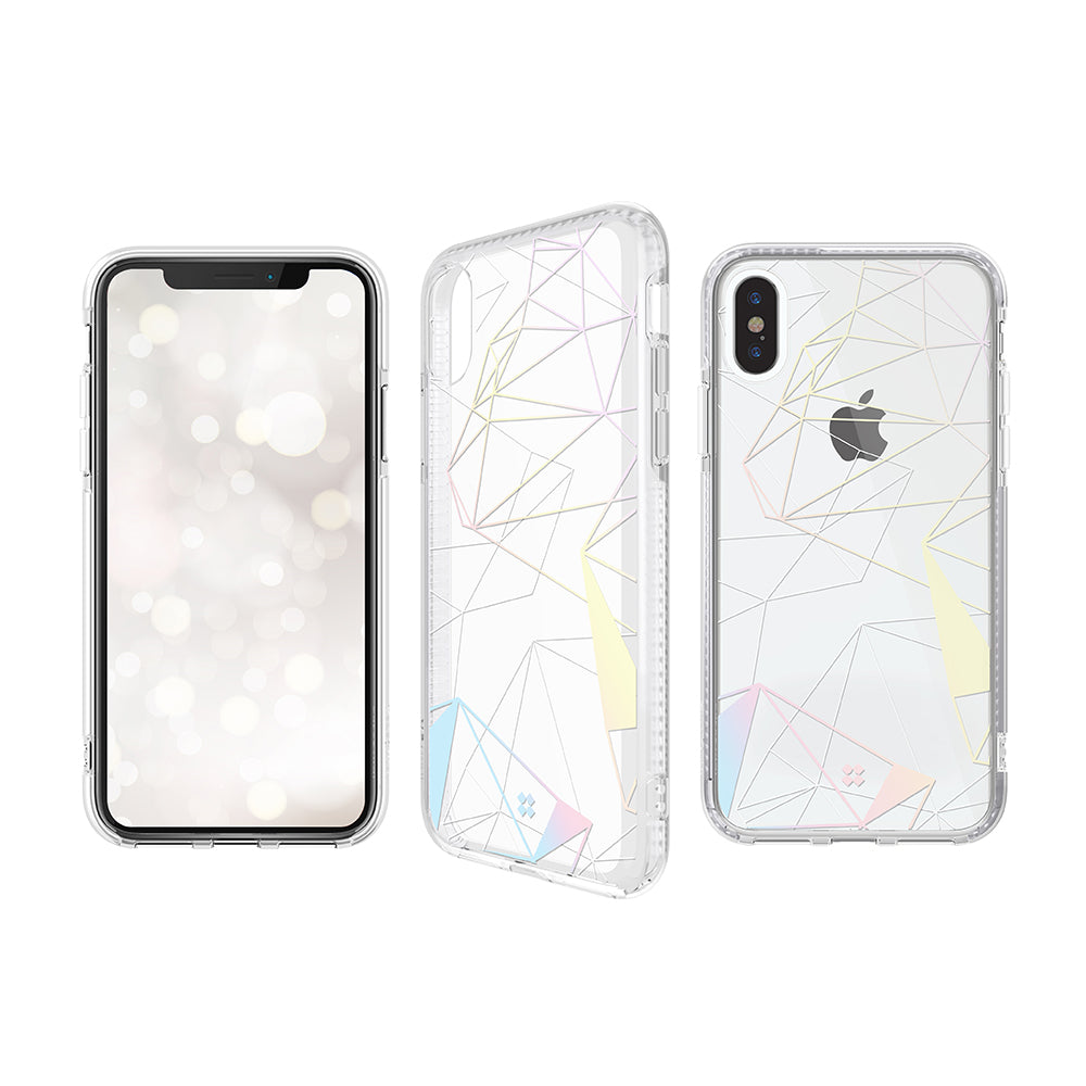 iPhone XS MAX PRISMART CASE: GEOMETRIC