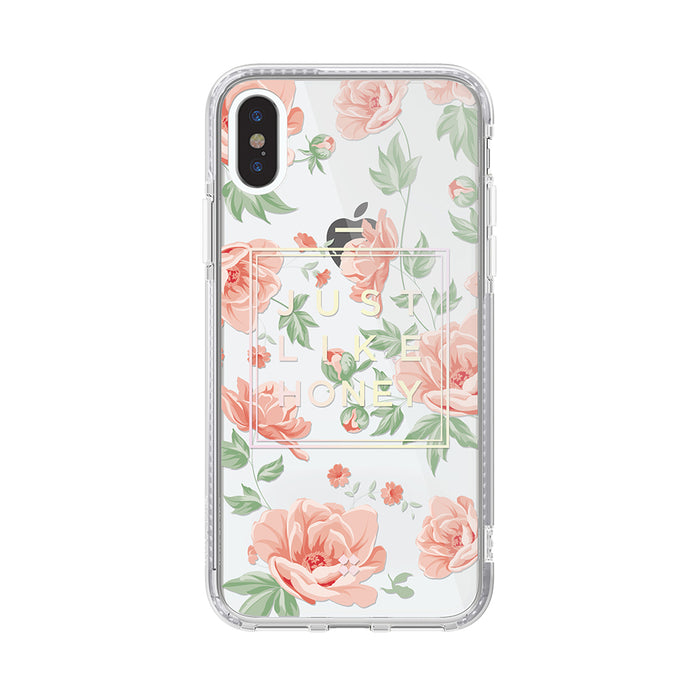 iPHONE XS PRISMART CASE: HONEY