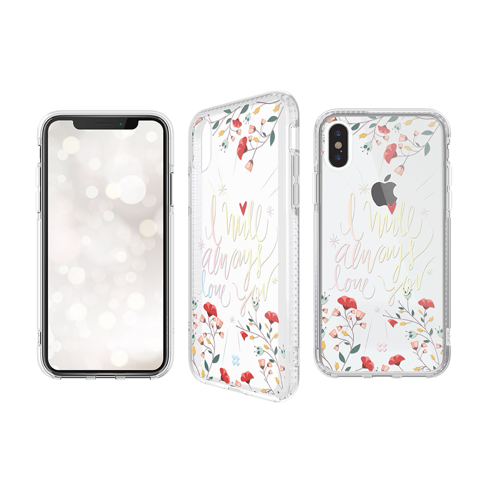 iPhone XS MAX PRISMART CASE: LOVE
