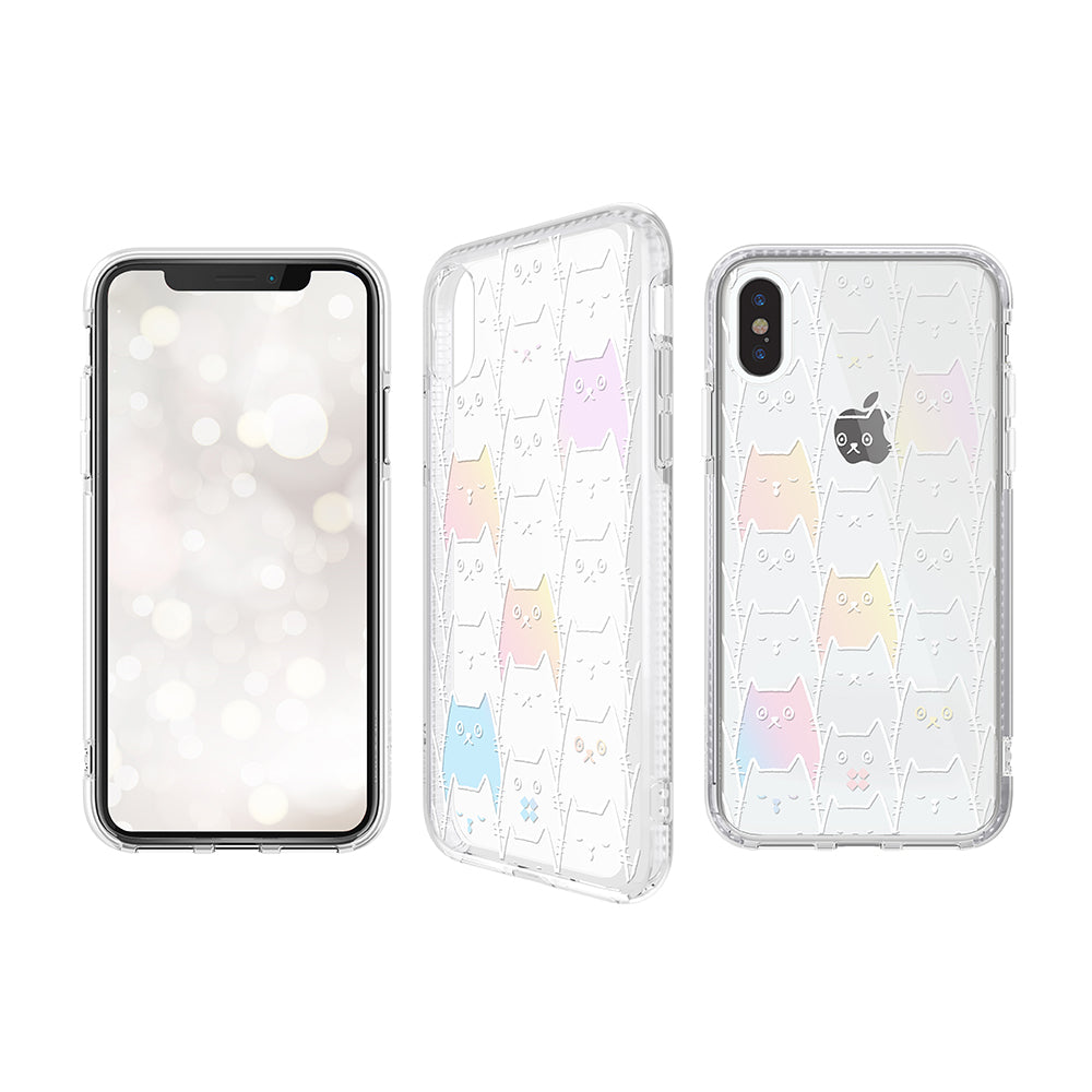 iPhone XS MAX PRISMART CASE: CAT