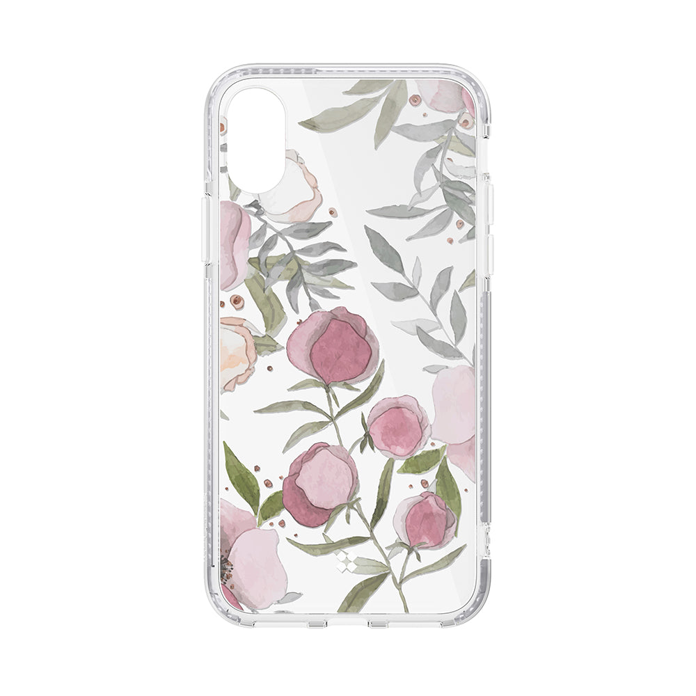 iPHONE XS PRISMART CASE: ROSE