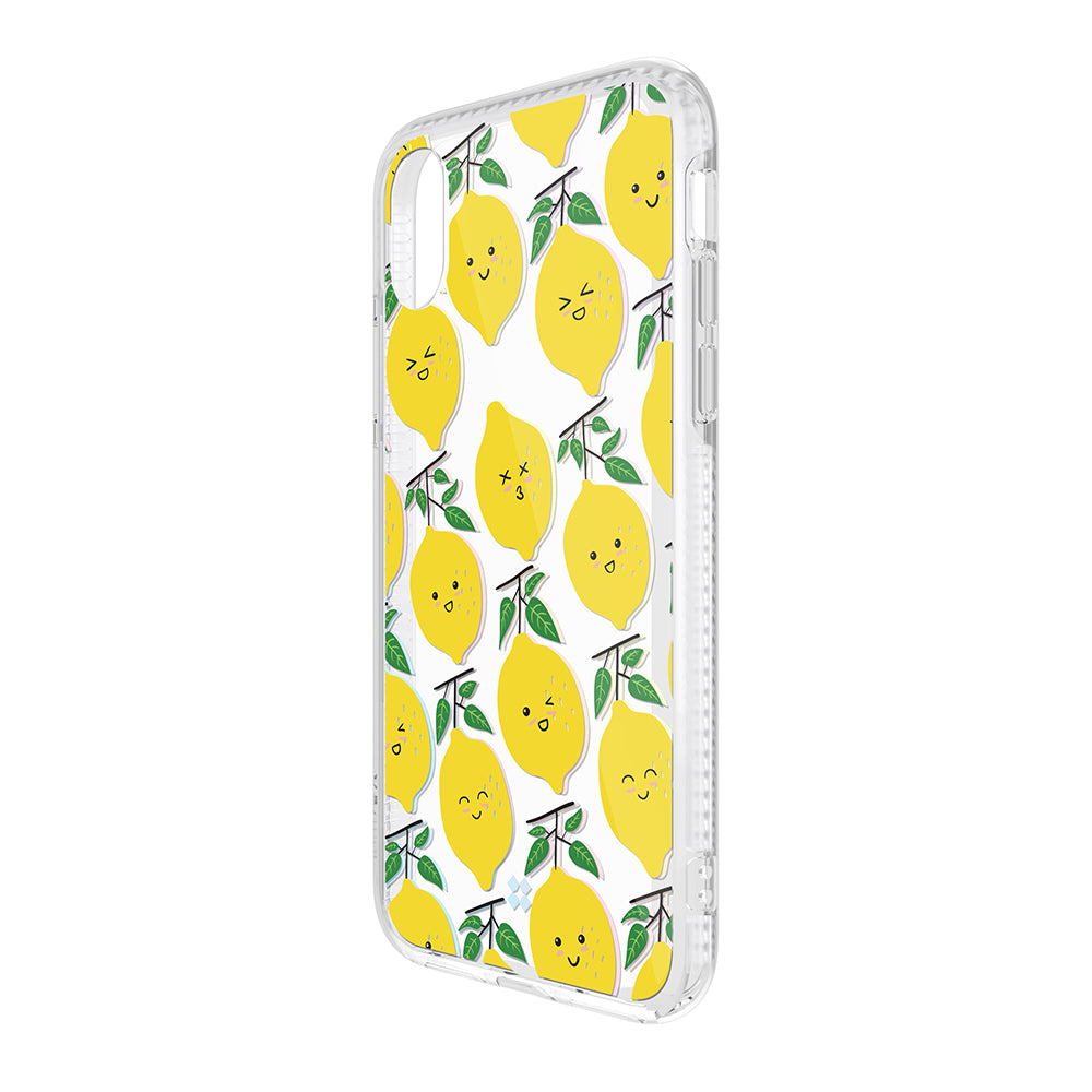 iPhone XR PRISMART CASE: LEMON