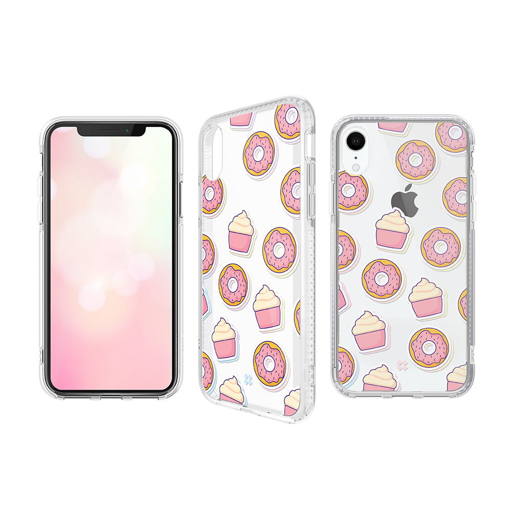 iPhone XR PRISMART CASE: DONUT