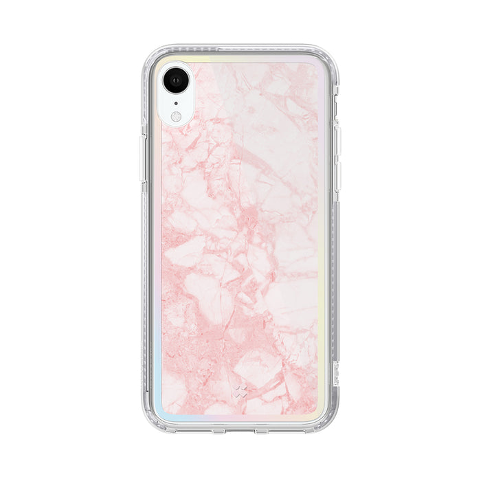 iPhone XR PRISMART CASE: MARBLE PINK