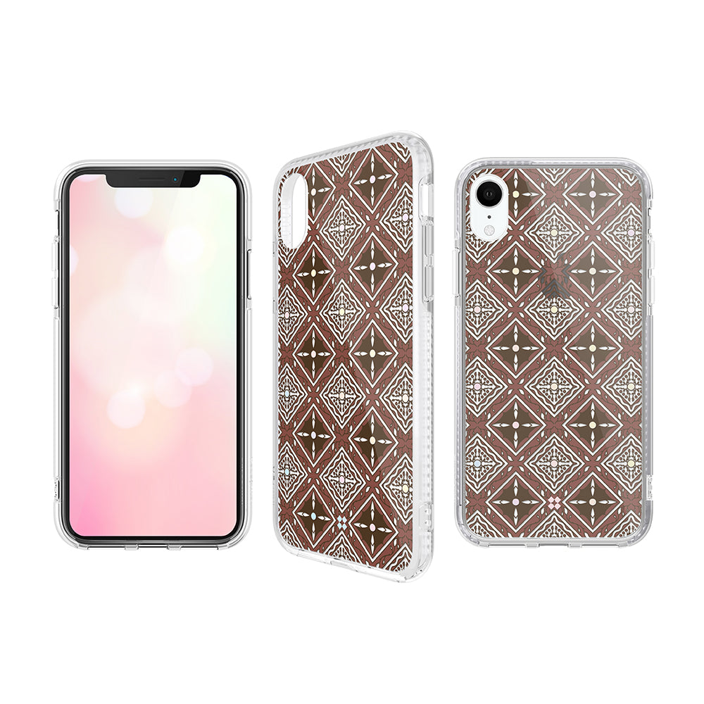 iPhone XR PRISMART CASE: BATIK