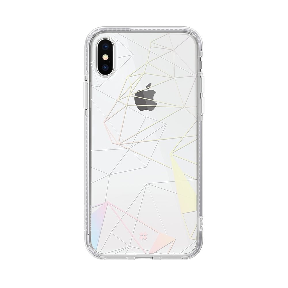 1b37c52a5daf4 iPhone XS MAX PRISMART CASE: GEOMETRIC