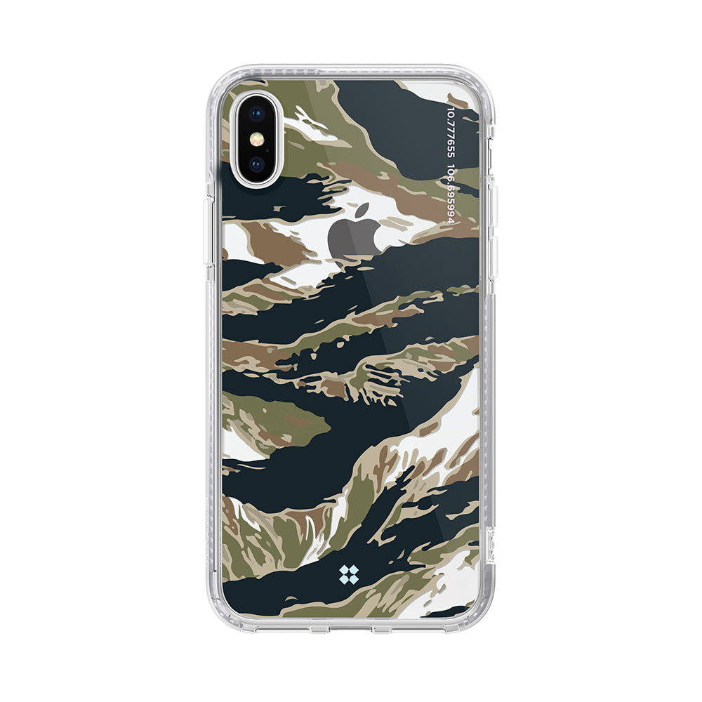 iPhone XS MAX PRISMART CASE: TIGER