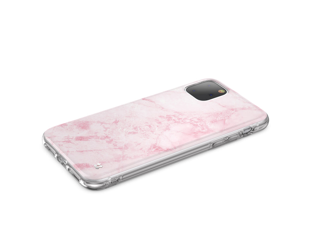 iPhone 11 PRO MAX PRISMART CASE: MARBLE PINK