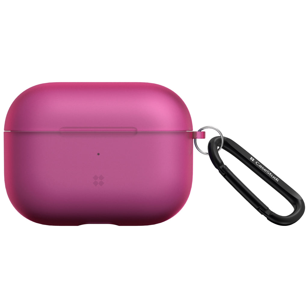 AIRPODS PRO EXPLORER CASE: SHOCKING PINK