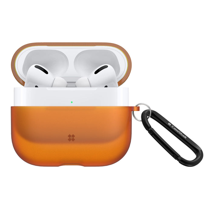 AIRPODS PRO EXPLORER CASE: SHOCKING ORANGE