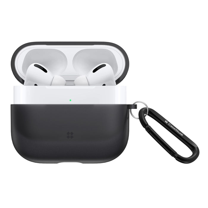 AIRPODS PRO EXPLORER CASE: CHARCOAL BLACK