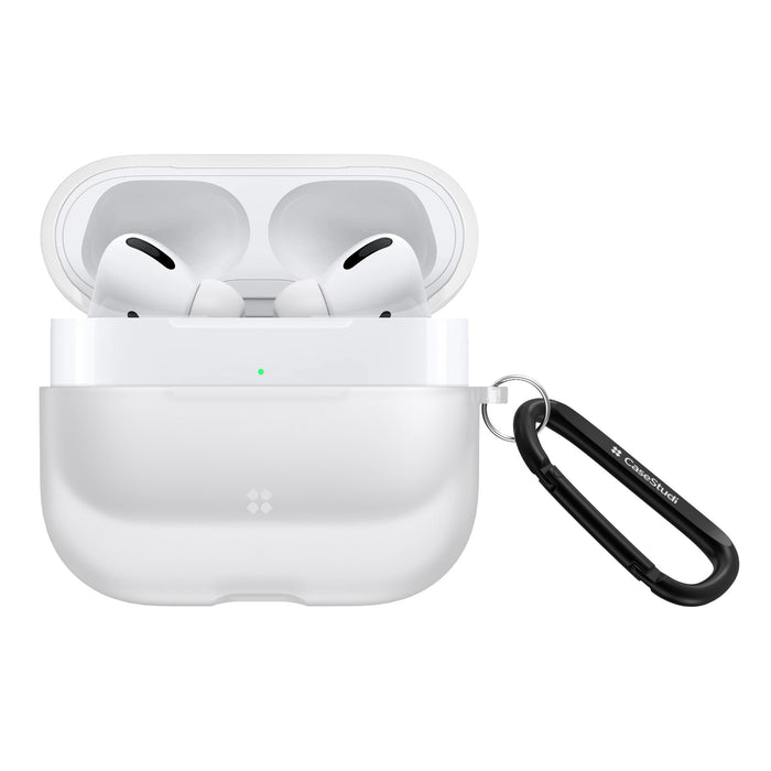 AIRPODS PRO EXPLORER CASE: PEARL WHITE