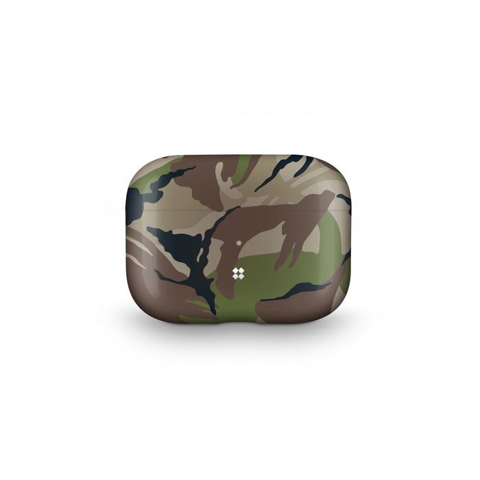AIRPODS PRO PRISMART CASE: CAMO WOOD