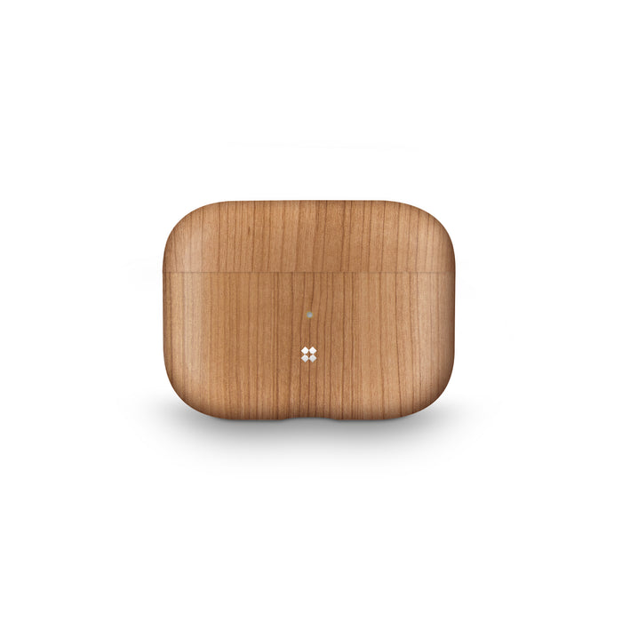 AIRPODS PRO PRISMART CASE: WOOD CAMEL