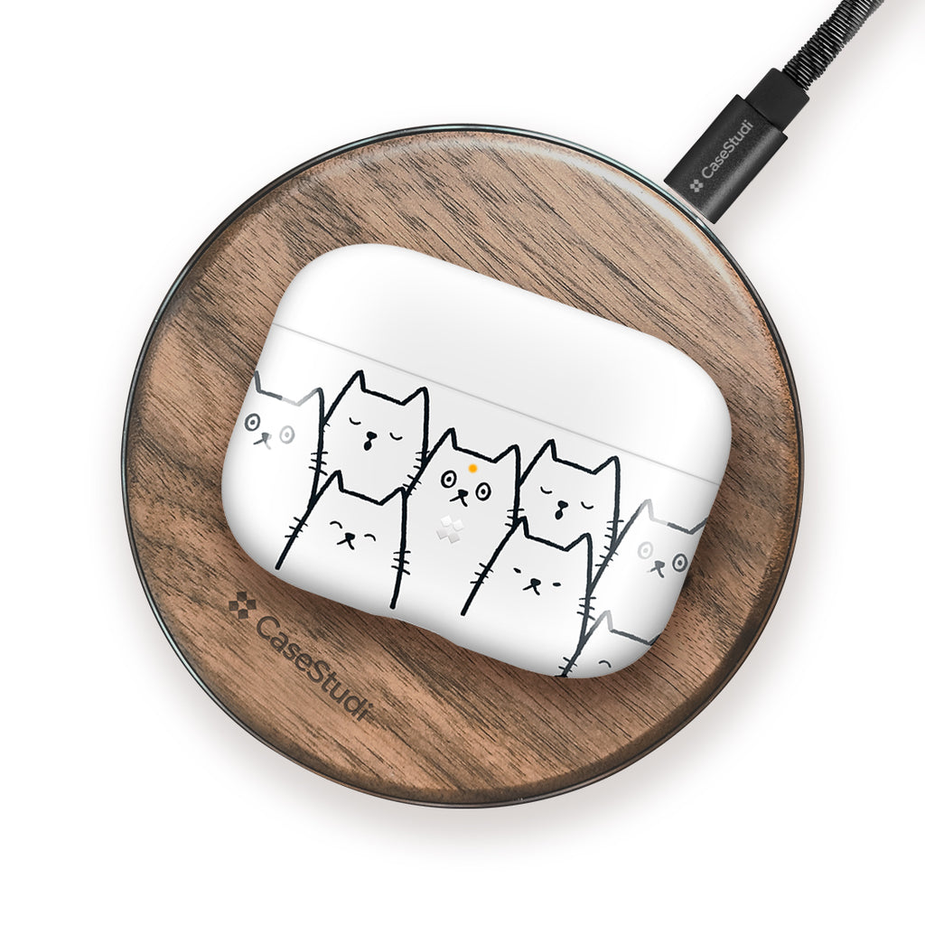 AIRPODS PRO PRISMART CASE: CAT