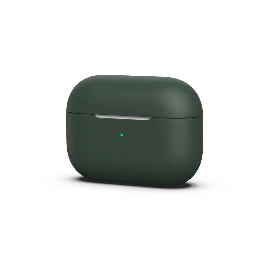 AIRPODS PRO ULTRA-SLIM (S) CASE: MIDNIGHT GREEN