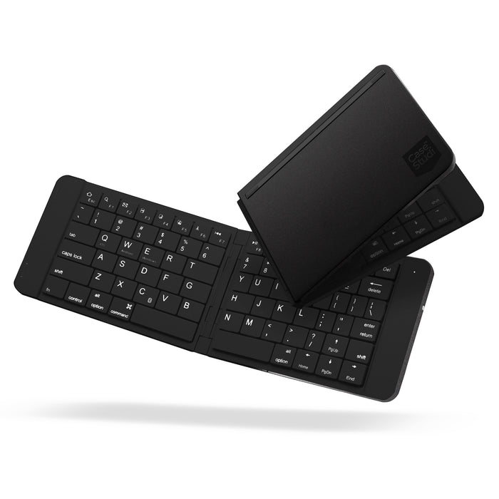 FOLDBOARD: FOLDABLE KEYBOARD (ALUMINIUM BLACK)