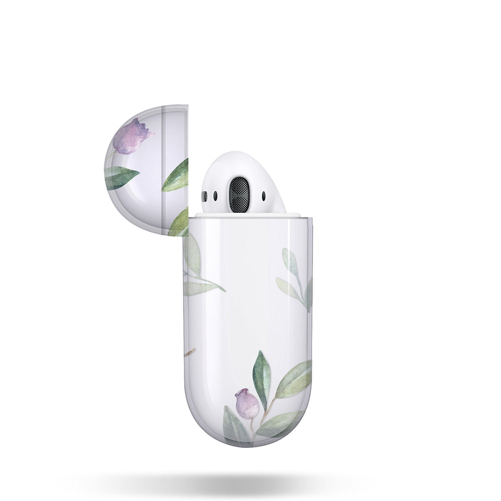 AIRPODS PRISMART CASE: BLUEBERRY