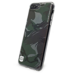 iPHONE 7 / 7 PLUS PRISMART CASE: CAMO GREEN