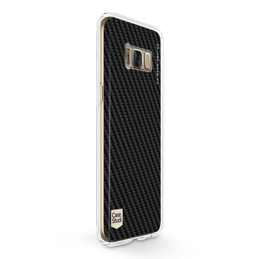 GALAXY S8 / S8 PLUS PRISMART CASE: CARBON