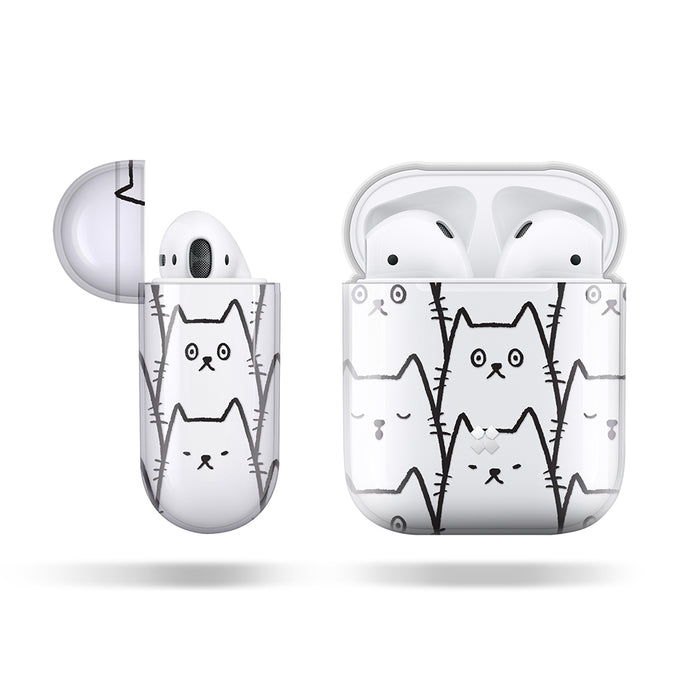 AIRPODS PRISMART CASE: CAT