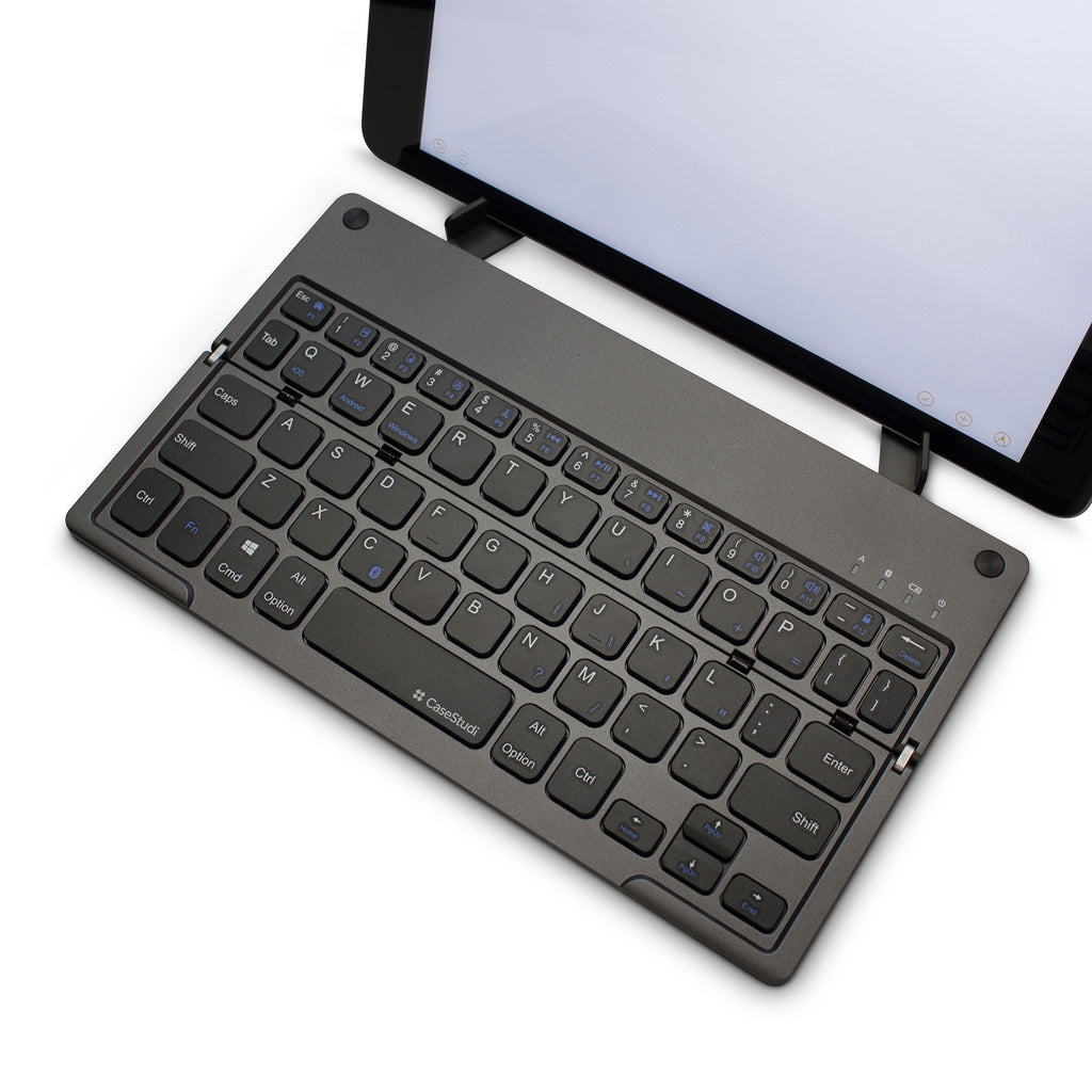 FOLDBOARD STAND: FOLDING KEYBOARD WITH STAND