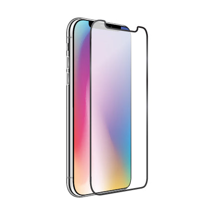 iPHONE XS EXPLORER GLASS: TEMPERED GLASS 2.5D FULL PROTECTION