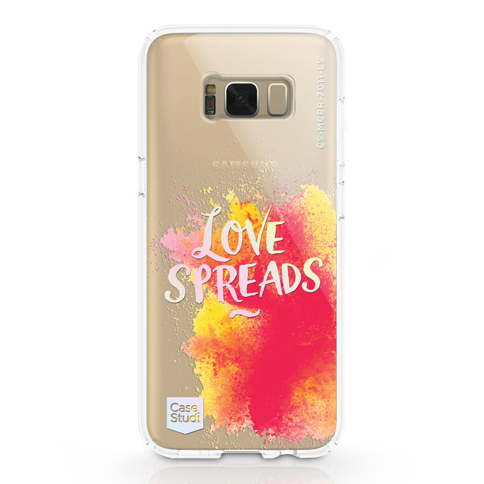 GALAXY S8 / S8 PLUS PRISMART CASE: LOVE SPREADS