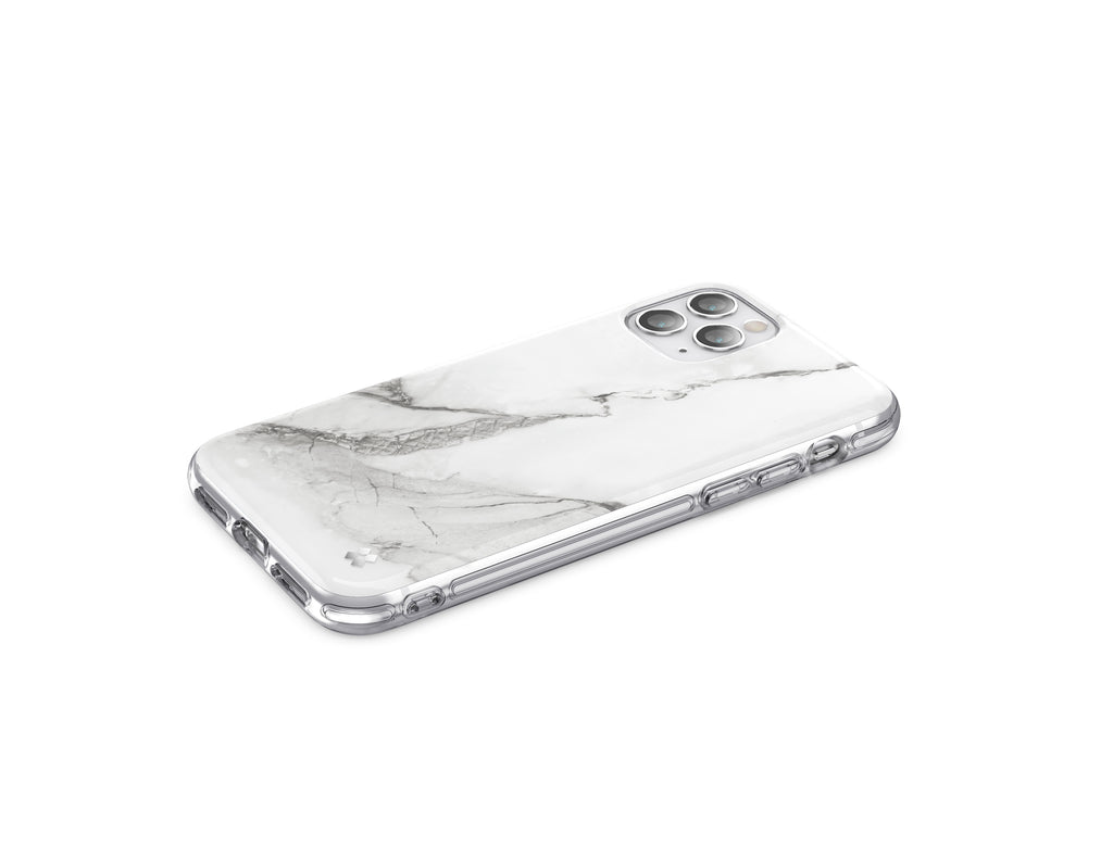 iPhone 11 PRO PRISMART CASE: MARBLE WHITE