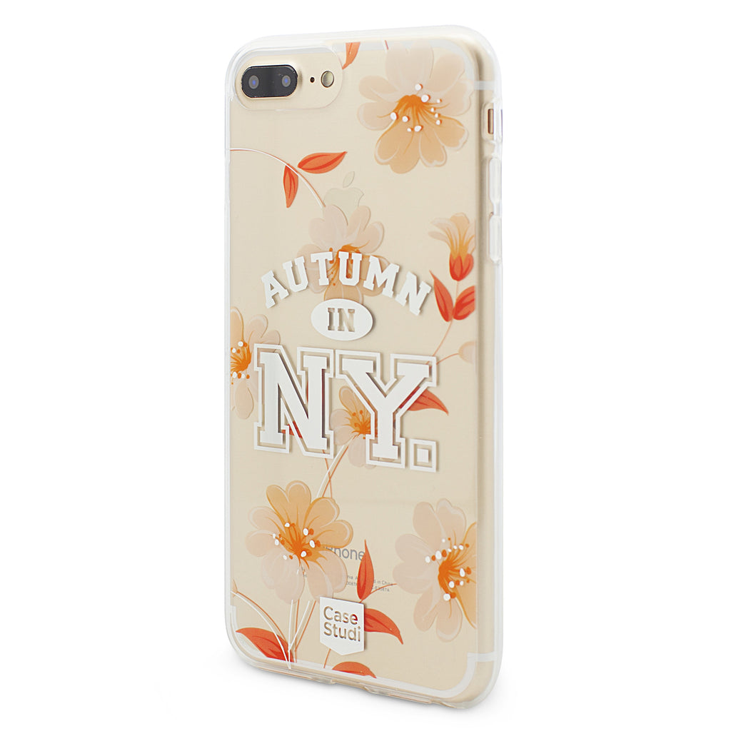 iPHONE 7 / 7 PLUS PRISMART CASE: AUTUMN IN N.Y.
