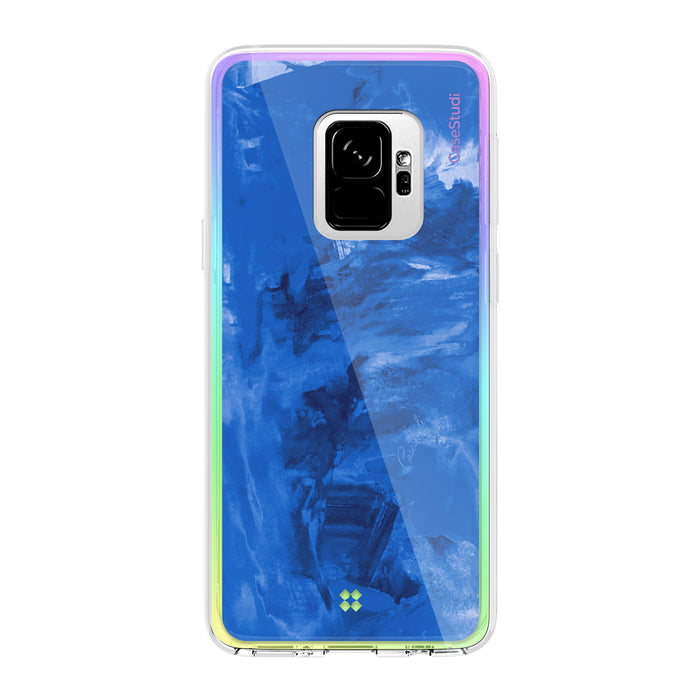 GALAXY S9 / S9 PLUS PRISMART CASE: KIND OF BLUE