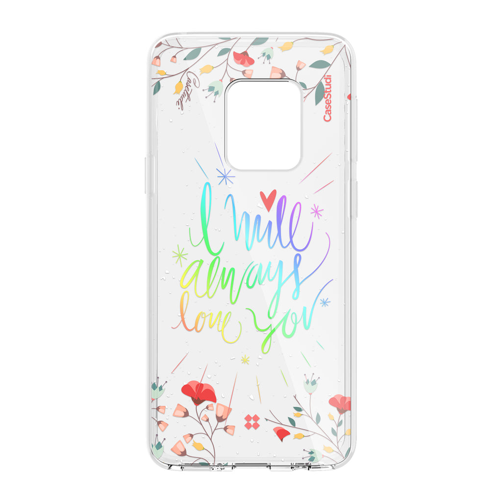 GALAXY S9 / S9 PLUS PRISMART CASE: LOVE
