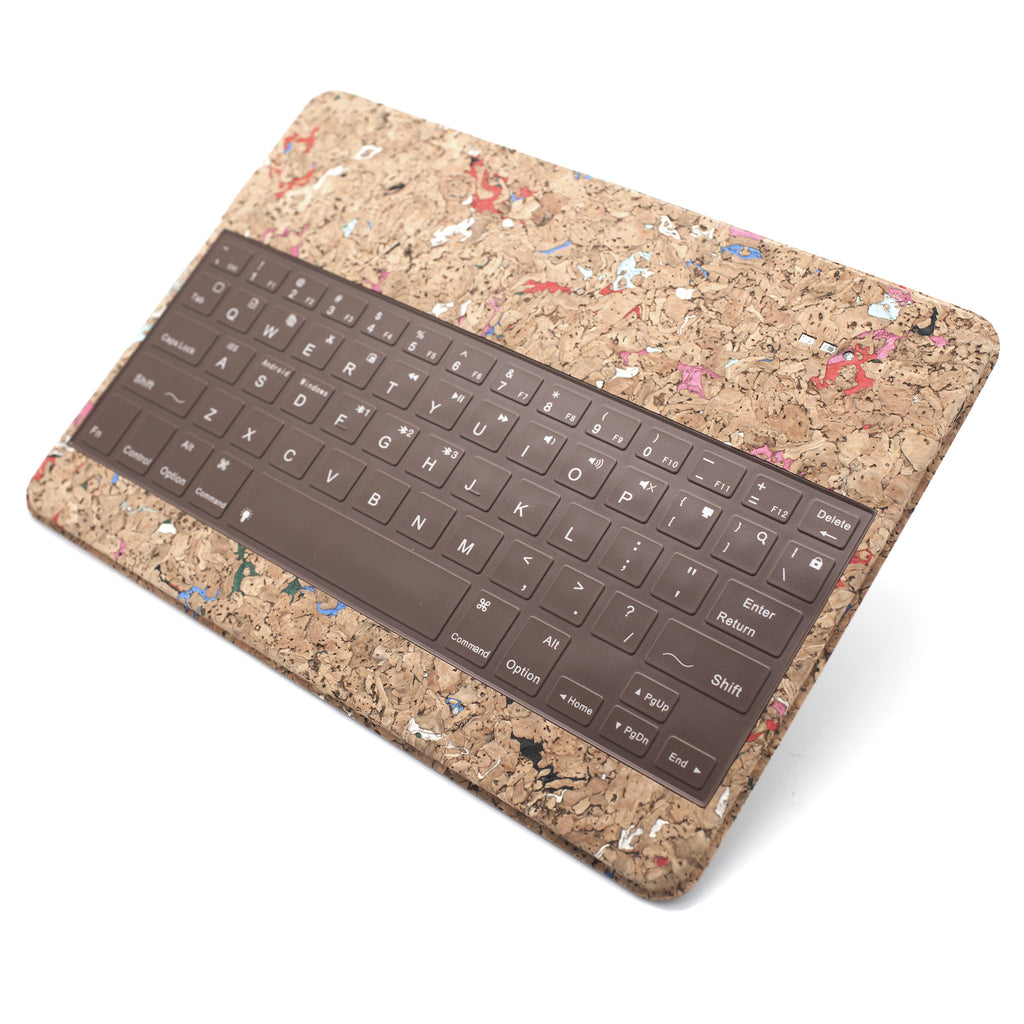 LIBRE: BLUETOOTH WIRELESS KEYBOARD (CORKWOOD MIX)
