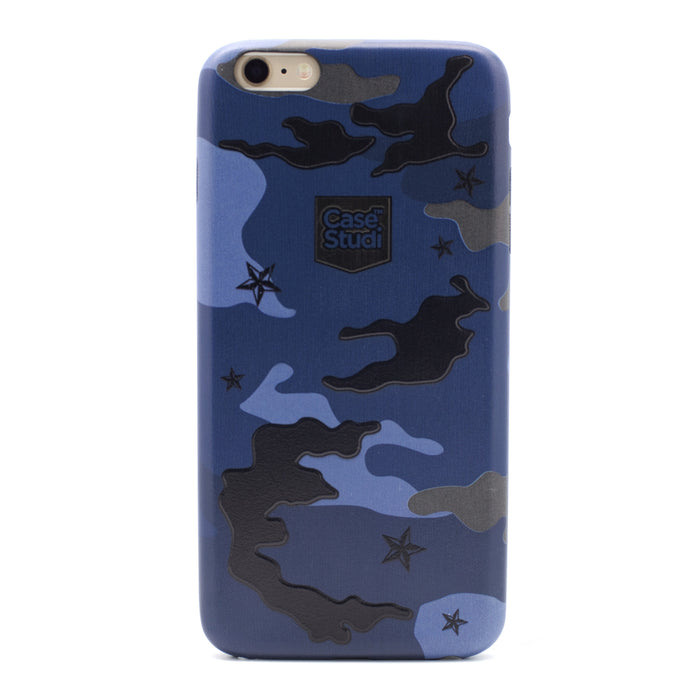 iPHONE 6S PLUS ULTRA SLIM CASE: CAMO NAVY