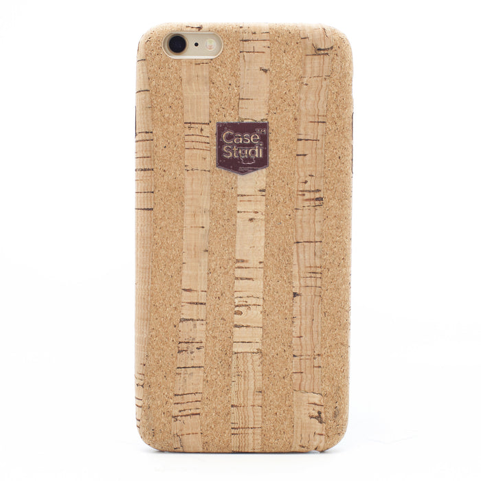iPHONE 6S PLUS ULTRA SLIM CASE: CORKWOOD BAMBOO
